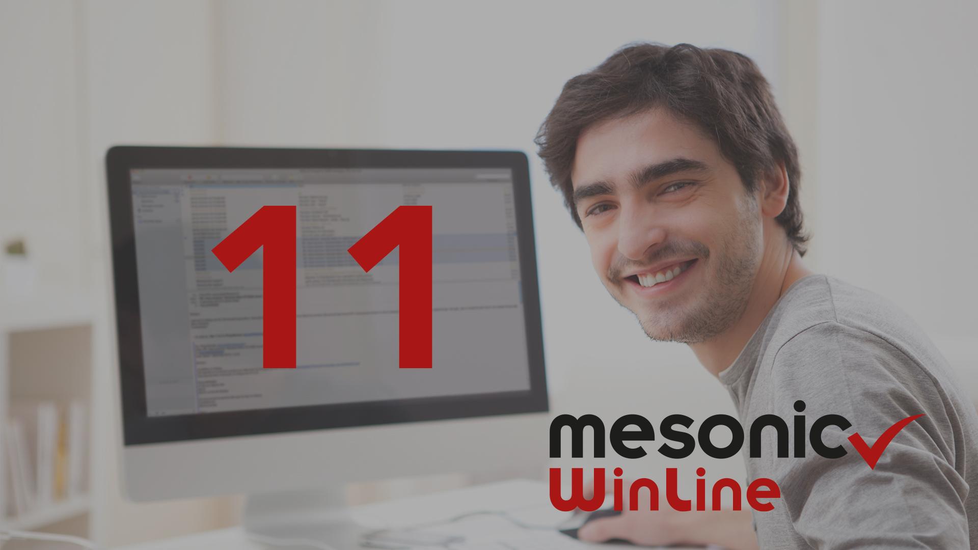 WinLine Version 11